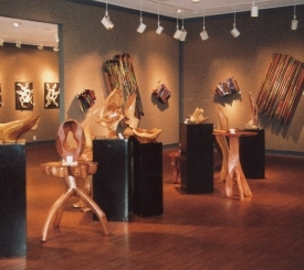 Lauritzen/Rush Galleries - Changing Exhibits Every 6 weeks