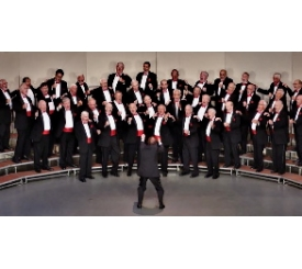The Paradise Coastmen Barbershop Chorus