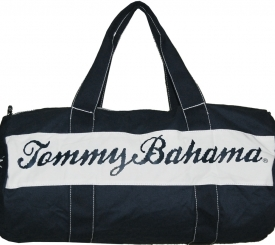 Free Tommy Bahama Duffel Bag with Tommy Bahama orders over $150 of regular price products.  CODE: duffel
