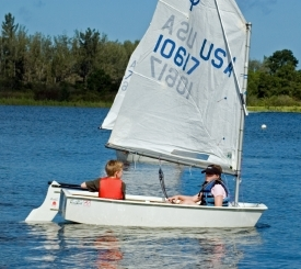 Sugden Regional Park Sailing Center