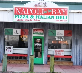 Napoli on the Bay Pizza & Deli