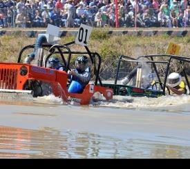 Jeep race