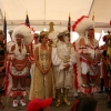 DeLuna Landing Ceremony