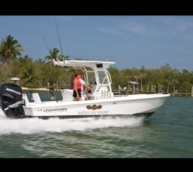Evergaldes Center Console - Versatile Boat great for Fishing or Afternoon at the Beach