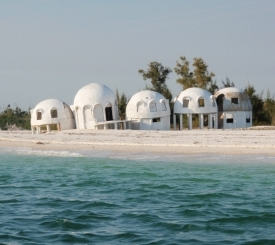 cape romano dome homes