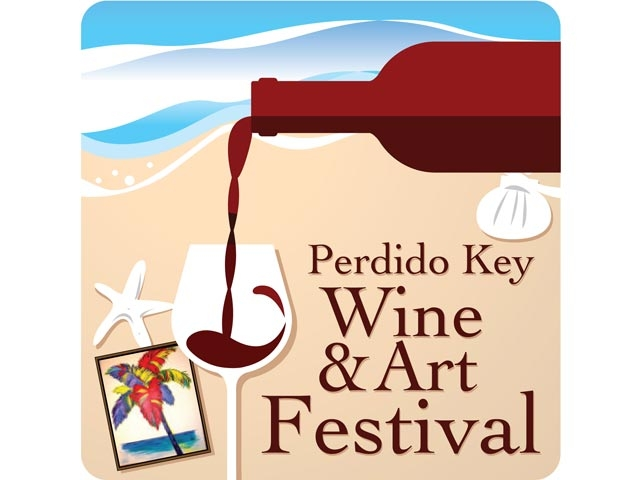 Visit Perdido Key and enjoy our Wine & Art Festival