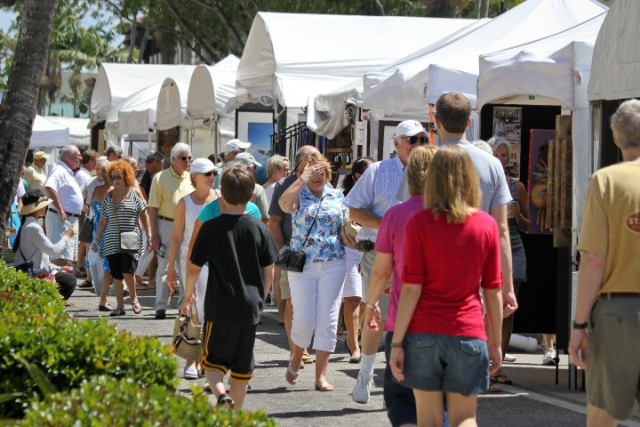 Downtown Naples Festival of the Arts