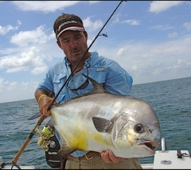 Captain Will Geraghty, Grand Slam Light Tackle Sportfishing