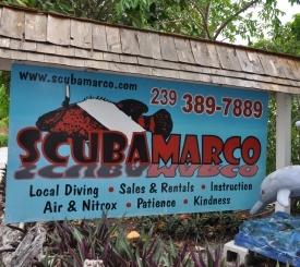 Scuba Marco