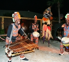 Authentic Entertainment at NGALA