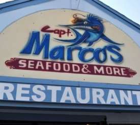 Capt. Marcos Seafood & More