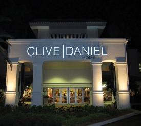 Clive Daniel Home is the ultimate destination for everything for your home, from furnishings to finishings, home theater to cabinetry and so much more!