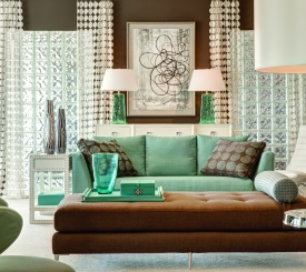 Exciting design and fresh new style are hallmarks of Clive Daniel Home.