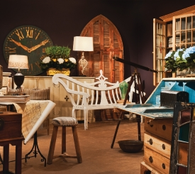 Unique styles and one-of-a-kind pieces are just part of the exciting offerings at Clive Daniel Home, Naples newest destination for everything for your home!