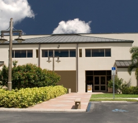 Florida SouthWestern College Collier Campus Conference Center