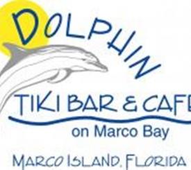 Dolphin Tiki Bar & Cafe on Marco Bay