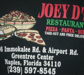 Joey D's Immokalee Rd