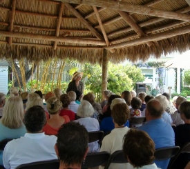Chickee Chats at Historic Palm Cottage Presented by Naples Historical Society