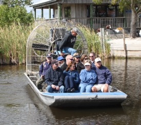 Captain Mitch's/Everglades Private Airboat Tours