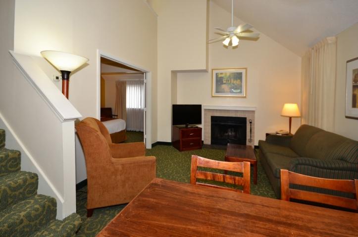 Spacious Penthouse Suites