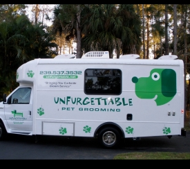 Unfurgettable Mobile Pet Grooming