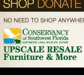Conservancy of Southwest Florida Upscale Furniture Resale Shop
