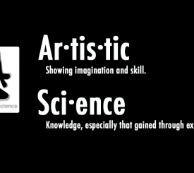 Artistic Science