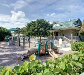 Tigertail Beach playground