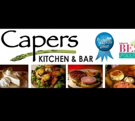 Capers Kitchen and Bar
