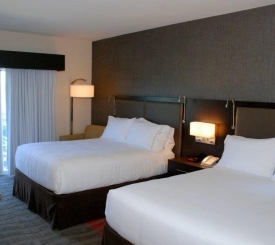 Newly renovated rooms with 2 Queen beds