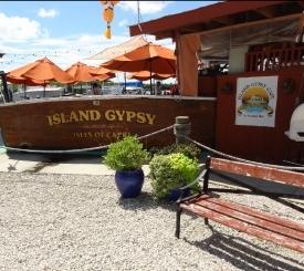 Island Gypsy Cafe and Marina Bar