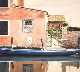 David Coolidge Watercolors Gallery/Studio