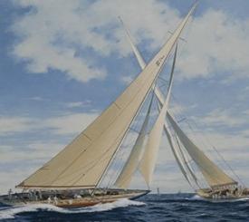 Marine Arts Gallery