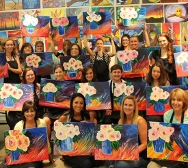 Spring Roses Class