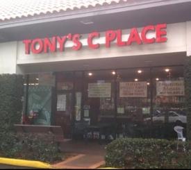 Tony C's Place