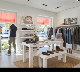 Mens Brunello Cucinelli In-Store Boutique