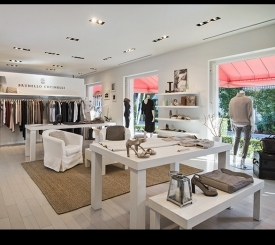 Womens Brunello Cucinelli In-Store Boutique