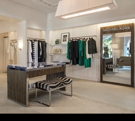 Michael Kors In-Store Boutique