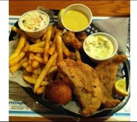 Cracklin' Jacks Catfish, Chicken & Ribs