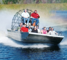 Everglades Island Airboat Tours