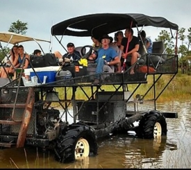 Captain Steve's Swamp Buggy Adventures