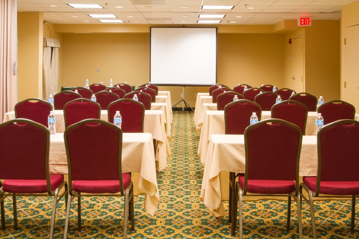 Host your business meeting, wedding or group function in our large meeting room.
