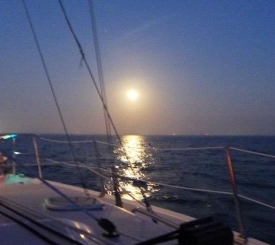 Full Moon Cruise aboard Island Dreams