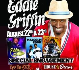 Comedian Eddie Griffin