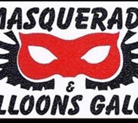 Masquerade & Balloons Galore