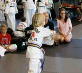 Master Chad Wilbur's Black Belt Academy