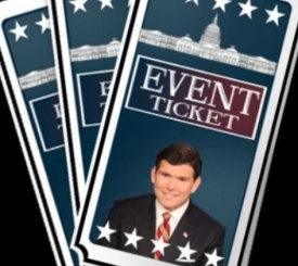 Bret Baier comes to Naples at special event hosted by Grey Oaks and Shula's Steak House.