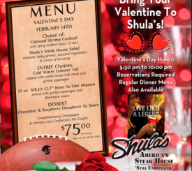 2015 Valentine's Day Special