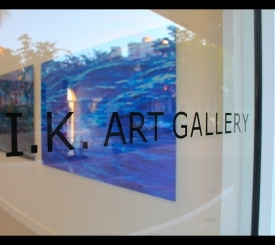 Isack Kousnsky Fine Art Gallery