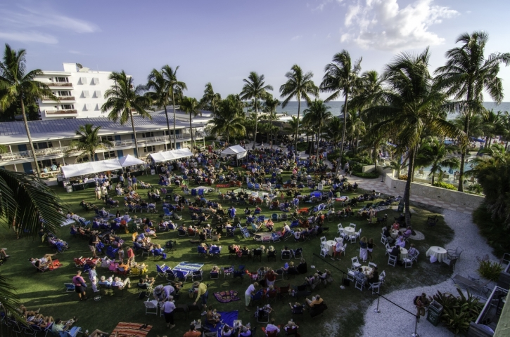 SummerJazz on the Gulf Free Concert - Gloria West and the Gents